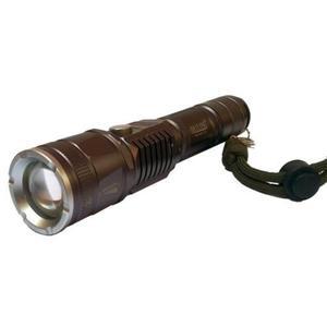 LATARKA POLICYJNA LED CREE XM-L3 ZOOM SZTURMOWA - 2832540980