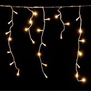 LAMPKI ŚWIĄTECZNE 10m 200LED OZDOBY CHOINKOWE - 200 - 2857927535