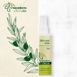 MACROVITA OLIVE-ELIA tonik oczyszczający do twarzy z bio-składnikami 200ml - 2857457624