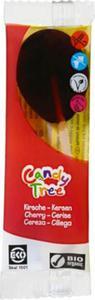 LIZAKI O SMAKU WIŚNIOWYM BEZGLUTENOWE BIO 13 g - CANDY TREE - 2882756419