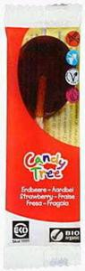 LIZAKI O SMAKU TRUSKAWKOWYM BEZGLUTENOWE BIO 13 g - CANDY TREE - 2832065971