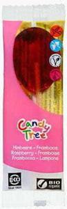 LIZAKI O SMAKU MALINOWYM BEZGLUTENOWE BIO 13 g - CANDY TREE - 2832065982