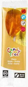 LIZAKI O SMAKU KLONOWYM BEZGLUTENOWE BIO 13 g - CANDY TREE - 2832065996