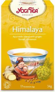 HERBATKA HIMALAYA BIO (17 x 2 g) - YOGI TEA - 2832066500