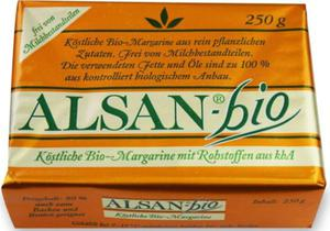 MARGARYNA BIO 250 g - ALSAN - 2832066625