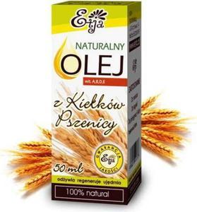 Olej z Kiełków Pszenicy rafinowany 50 ml ETJA - 2832067762