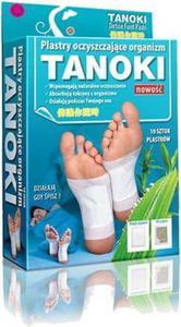 Plastry oczyszczające TANOKI Detox Foot Pads 10szt/opak - 2874063207