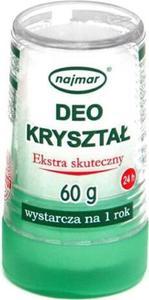 DEO KRYSZTAŁ AŁUNU naturalny dezodorant 60g - 2832068374