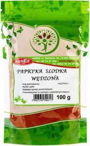 Papryka słodka wędzona 100g AGNEX - 2855994110