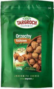 Orzechy laskowe łuszczone 500g Targroch - 2857923260