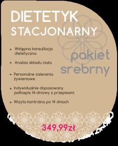 Dietetyk Stacjonarny - Pakiet Srebrny - 2854170494