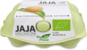 JAJA BIO (6 szt.) - BIO PLANET - 2857509064