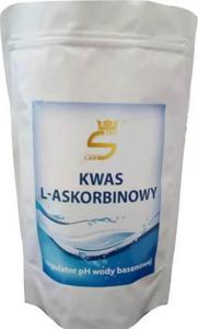 Kwas L-askorbinowy witamina C do basenu Regulator pH wody basenowej 1000g STANLAB - 2885365088
