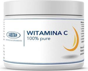 WITAMINA C PURE W PROSZKU 500 g - JANTAR - 2897748538
