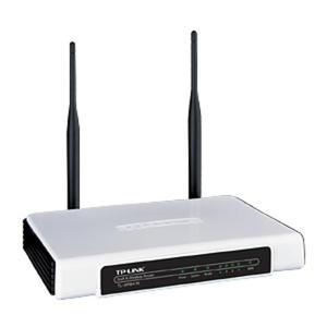 Router TL-WR841ND Wireless 802.11n/300Mbps 2T2R router 4xLAN, 1xWAN - 2824920743