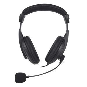 Zestaw do komputera Słuchawki z mikrofonem SK601HV - 2824921176