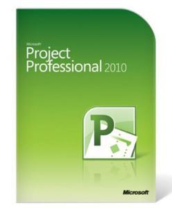 Project Professional 2010 PL Box 32-bit/x64 H30-02681 - 2824917781