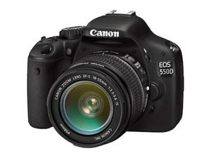 EOS 550D 18-55IS KIT - 2824912879