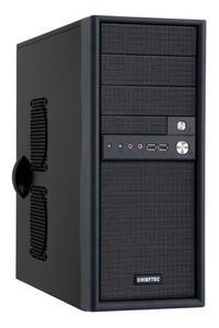 CM-01B-500 Mesh Midi Tower Black - 2824913221