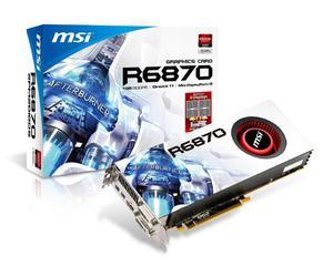 Radeon HD6870 1GB DDR5 256BIT 2xDVI + HDMI + 2xminiDisplayPort BOX - 2824918095