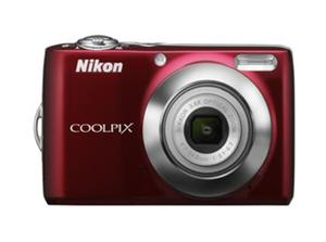 L22 RED COOLPIX 12MP, 3.6xZOOM OPTYCZNY - 2824918292
