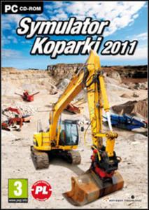 Symulator Koparki 2011 PC