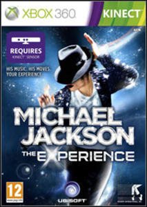 Michael Jackson The Experience Kinect Xbox - 2824913084