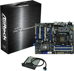 P67 EXTREME4 P67 S1155 4DDR3 USB3/RAID ATX - 2824912418