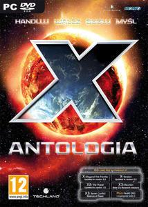 X-Antologia PC - 2824920568
