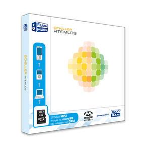 Goodram microSD 2GB + 1 adapter MUSIC SCHILLER - ATEMLOS - 2824921514