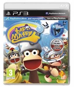 Ape Escape Łap Małpy PS3 move