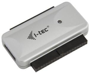 i-Tec Adapter USB 2.0 IDE/SATA do dysków i napędów optycznych C6201061 - 2824916812