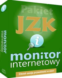 Monitor Internetowy JZK X1: Monitor połączeń internetowych - 2824916859