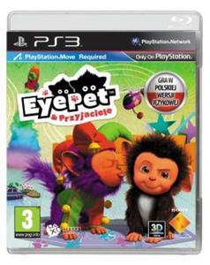 EyePet & Przyjaciele + Move Starter Pack PS3 PL 9244011 - 2824920245