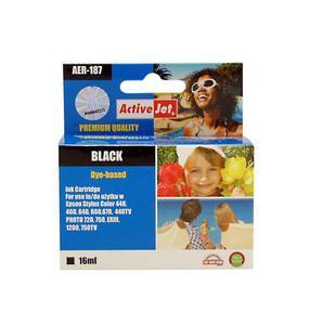 Tusz AER-187 tusz czarny (zamiennik S020187) - 2824911885