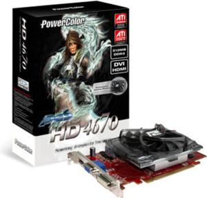 Karta graficzna Radeon HD4670 512MB GDDR3 (128bit), PCI-E, HDMI/2xDualDVI, retail - 2824919011