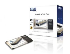 SWEEX KARTA SIECIOWA WIRELESS PCMCIA 54Mbps LW056 - 2824920364