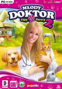 Gra PC Młody Doktor 2 - Łapy i Pazury - 2824920515