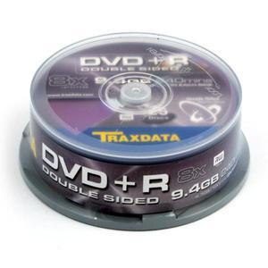 TRAXDATA DVD-R 4,7GB 16X +DVD-RW 2X CAKE*20 +5 9997A3ITRA002 - 2824921038