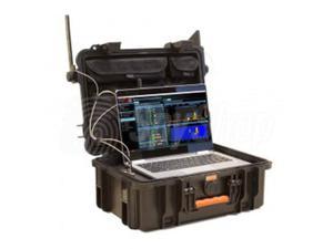 System do wykrywania podsłuchów i innych urządzeń inwigilacyjnych Delta X 2000/6 - 2844491153