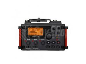 Rejestrator audio Tascam DR-60DMK2 do pracy z lustrzank - 2859866222