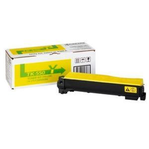 Toner Kyocera-Mita TK-550K YELLOW - 2824486604