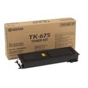 Toner Kyocera-Mita KM 2540/2560/3040/3060 TK-675 - 2824486654