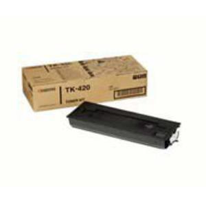 Toner Kyocera-Mita KM-2550 TK-420 370AR010 - 2834636644