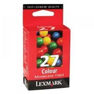 Tusz Lexmark No 27 color   140str   CJZ33/Z13/Z23e/Z25/Z35/i3/AI - 2834636663