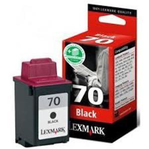 Tusz Lexmark No 70 black   600str   CJ3200/5000/5700/7000 - 2834636669