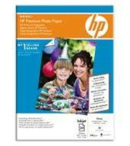 Papier A4, 240g, 20ark. - HP Premium Pho - Papier A4, 240g, 20ark. - HP Premium Photo Paper, b - 2824484521