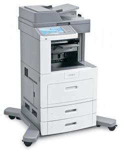 Urządzenie wielofunkcyjne laserowe monochromatyczne A4 Lexmark X658DTME