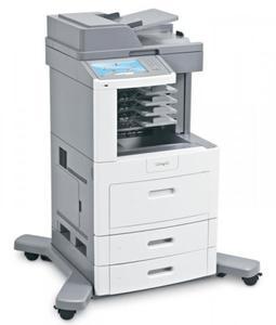 Urządzenie wielofunkcyjne laserowe monochromatyczne A4 Lexmark X658DME - 2824484913