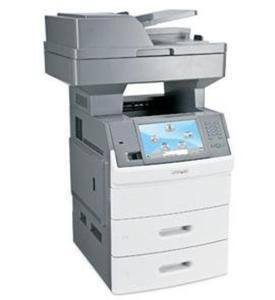 Urządzenie wielofunkcyjne laserowe monochromatyczne A4 Lexmark X656DTE - 2824484915